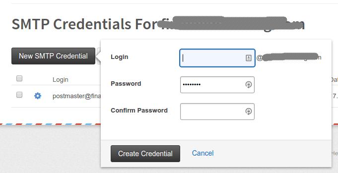 Configure Postfix & Mailgun